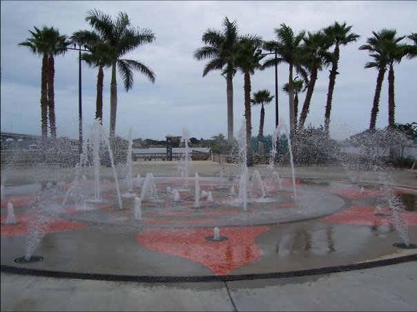 Royal Palm Pointe Park (Splash Pad)