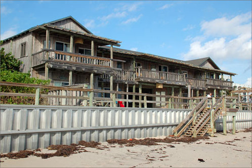 The Historic Driftwood Resort