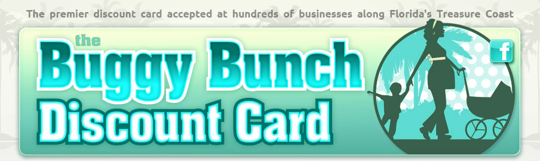 The Buggy Bunch Discount Card