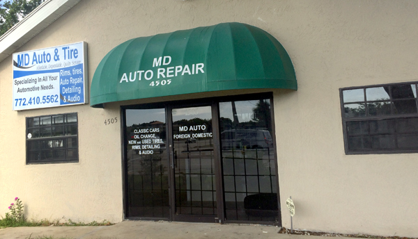 MD Auto & Tire - North