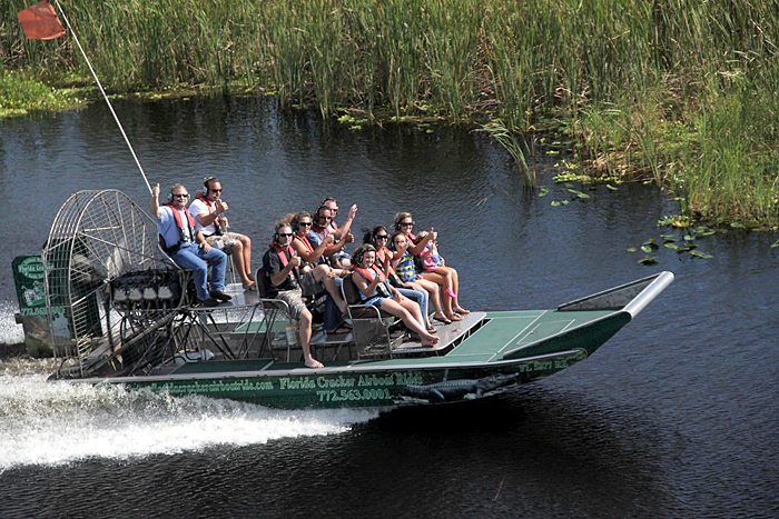 Florida Cracker Air Boat Rides