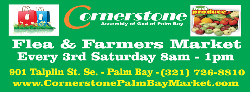 Cornerstone Flea And Farmers Market
