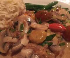 The Summer Veal or Chicken Marsala