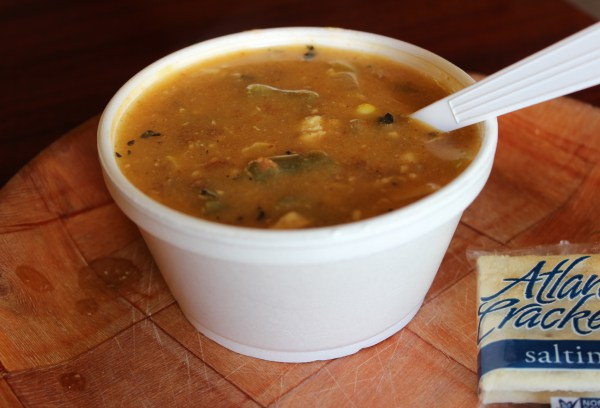Southwest Chicken Chowder