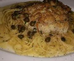 Lemon Sole with Capers