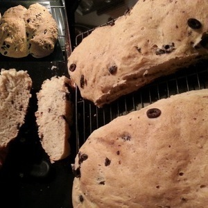 my wonderful Olive bread