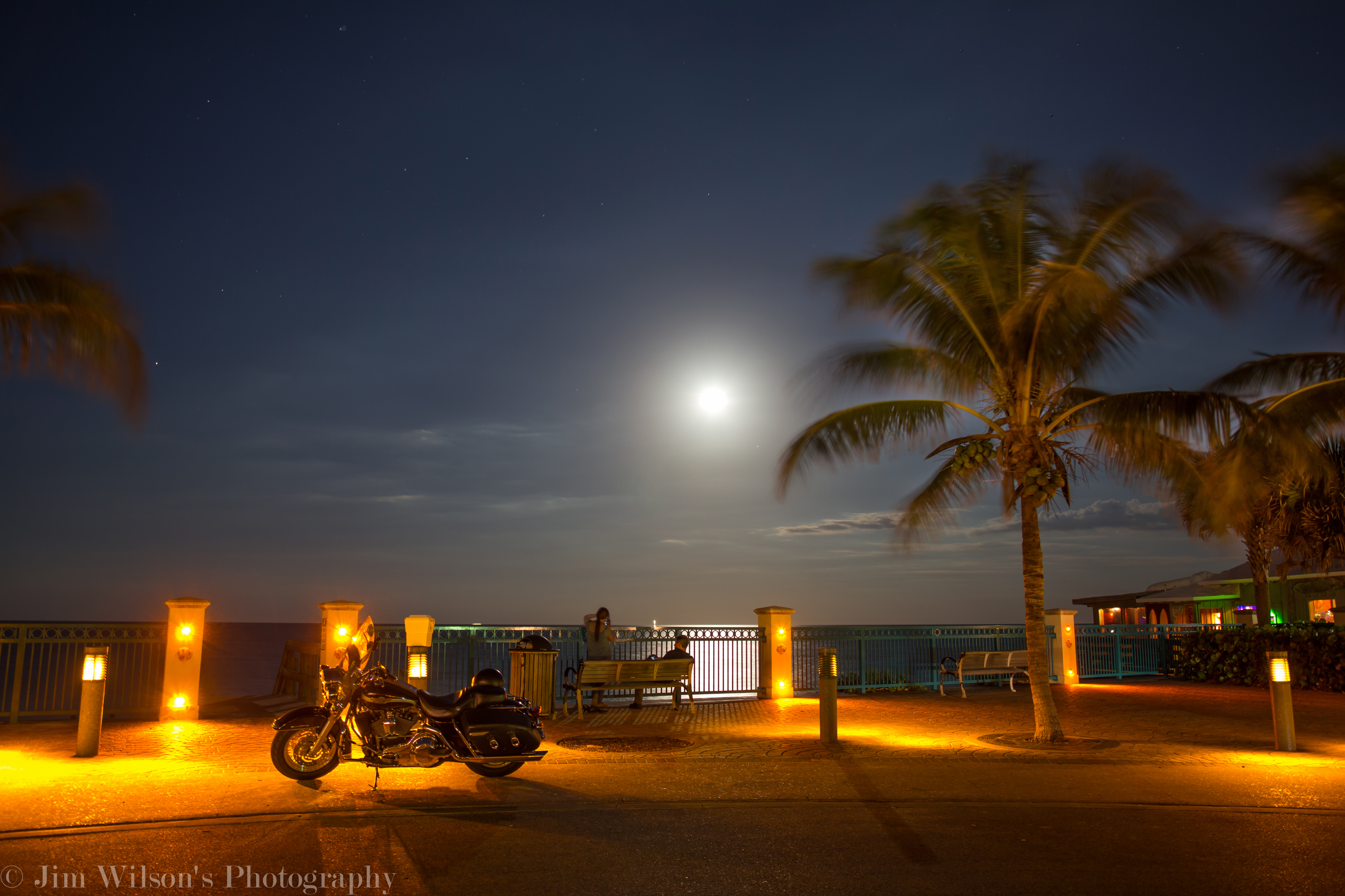 Moonlite Ride to Sexton Plaza