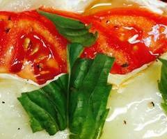 Brie & Oven Roasted Tomato Tarte