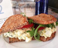 Egg-salad Sandwich