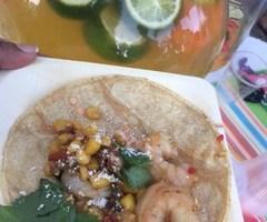 Sautéed Shrimp Tacos