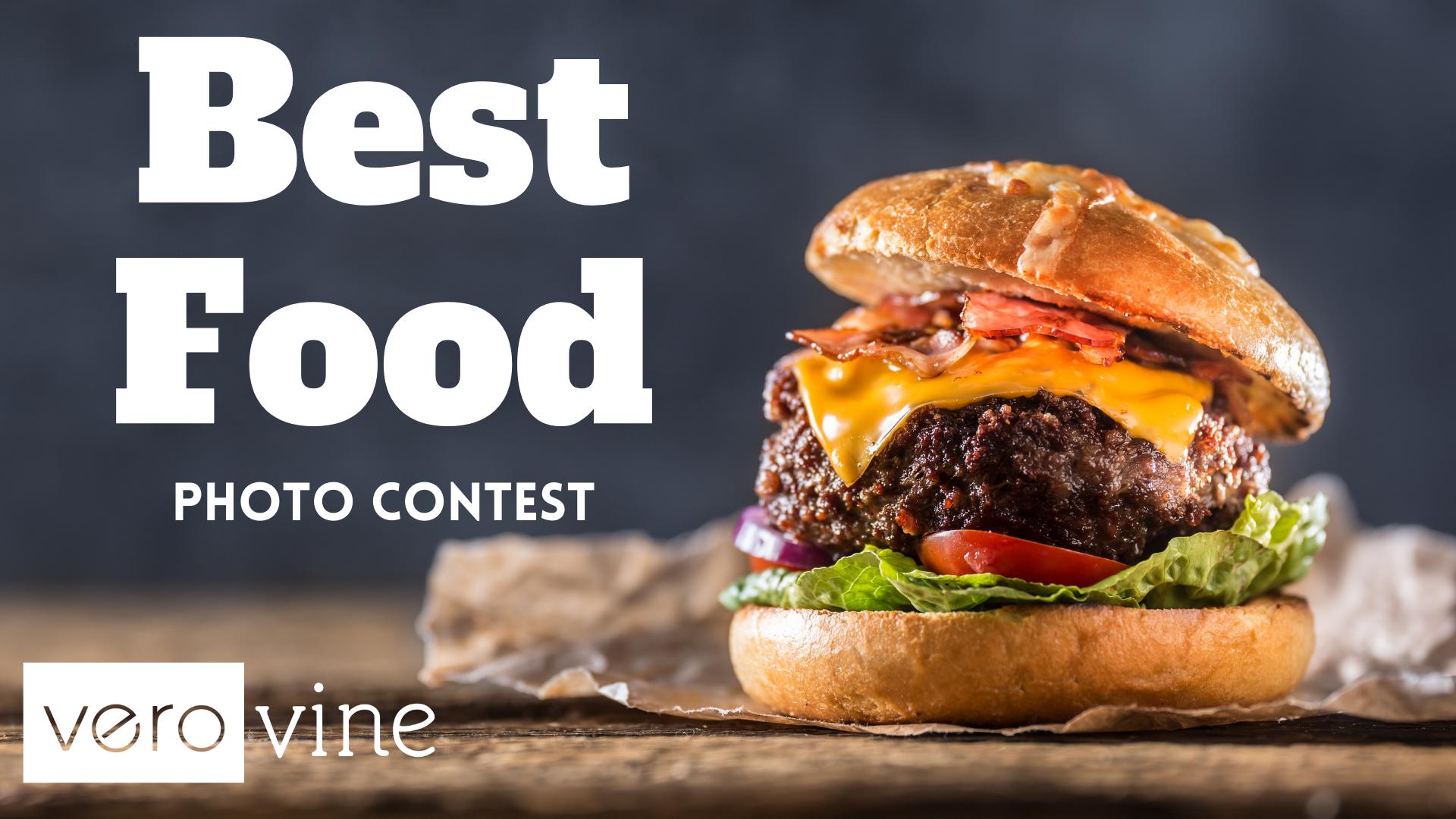 Best Food Photo Contest 2021